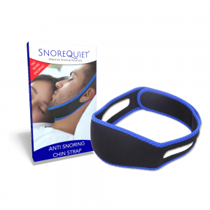 snorequiet review chinstrap
